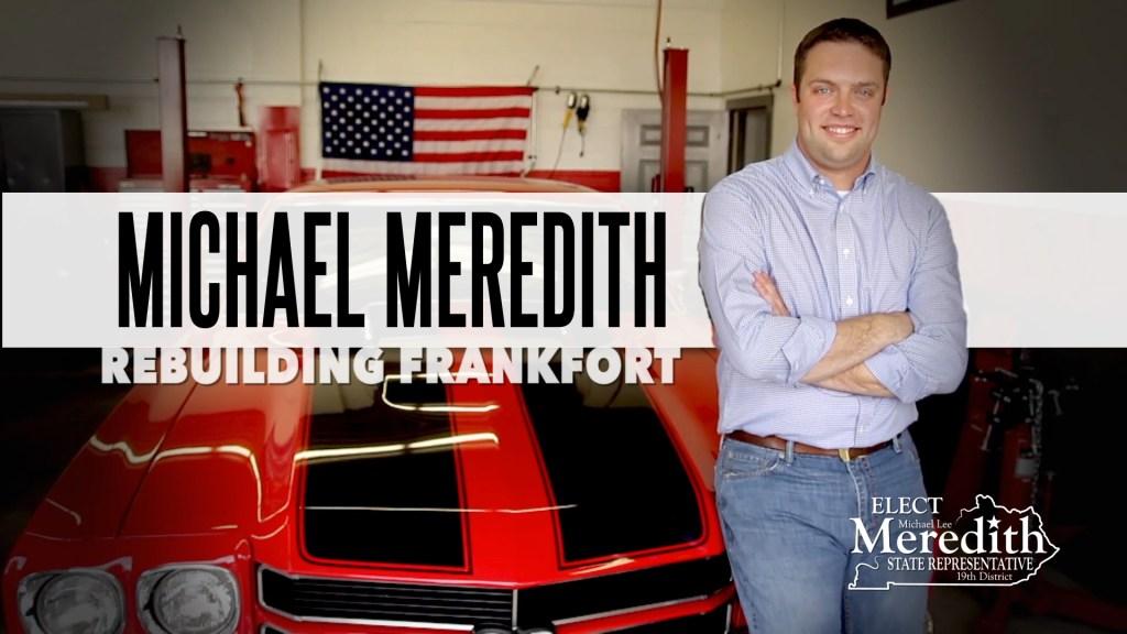 Rebuild – Michael Meredith for State Representative