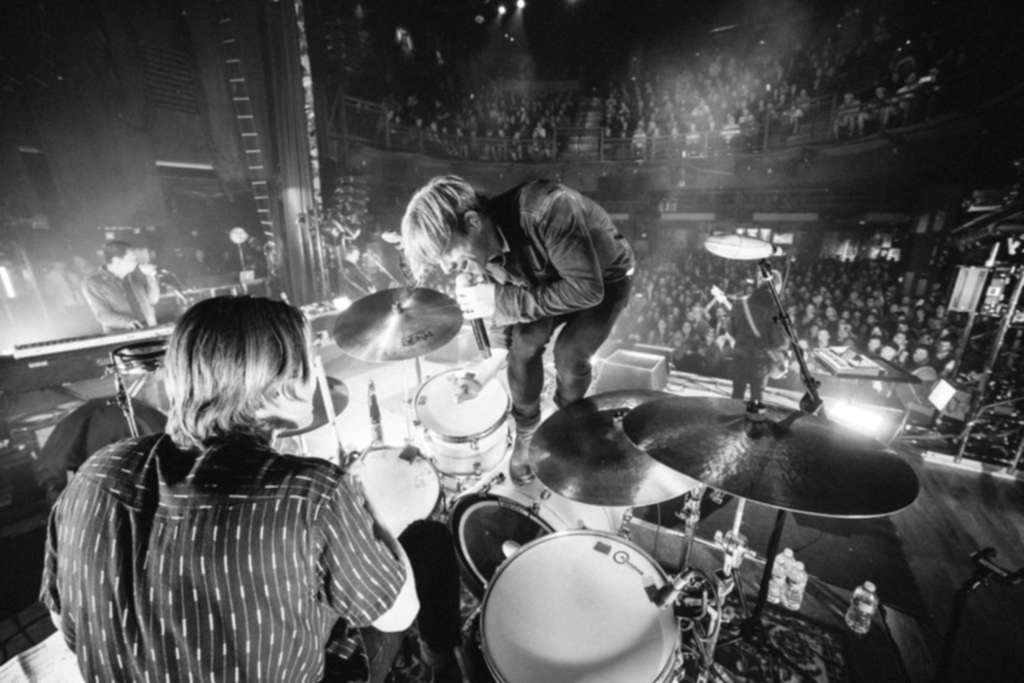 Switchfoot Closes Out 40 City North American Native