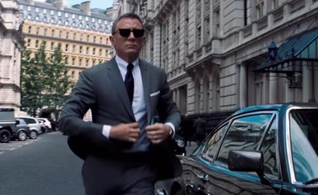 No Time To Die Trailer Daniel Craig S Final James Bond Film