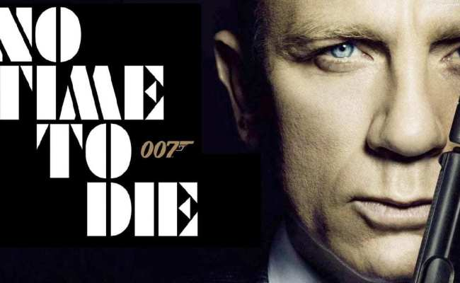 No Time To Die Trailer Daniel Craig S Final James Bond Film