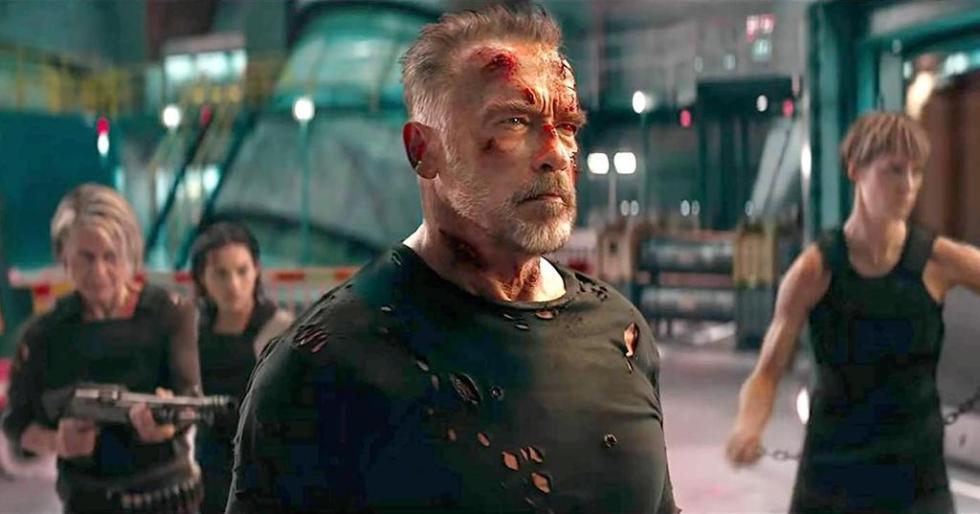 Arnold Schwarzenegger action show