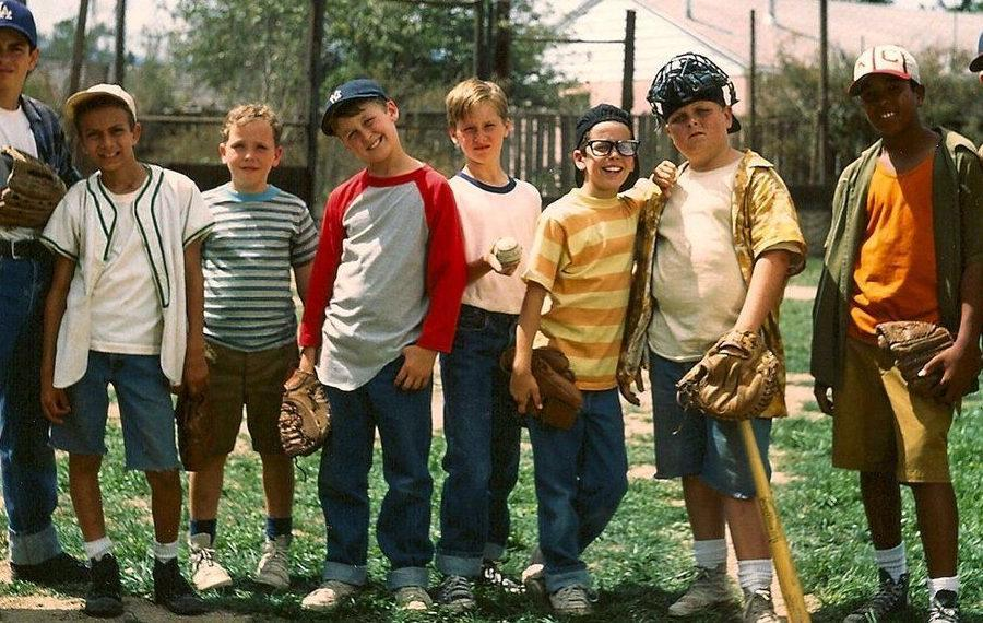 the sandlot televisions series