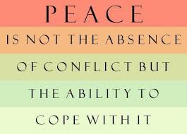 conflict peace
