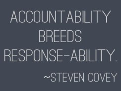 covey accountability