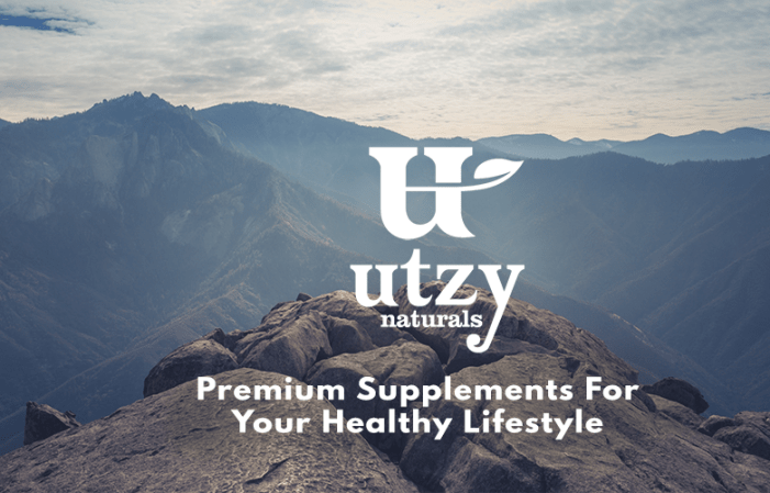 Utzy Naturals with Grit Grind Hustle