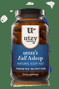 Utzy Naturals Fall Asleep