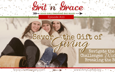Episode #20: Savor the Gift of Giving—Navigate the Challenges without Breaking the Bank