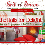 Episode #21: Decking the Halls for Delight — How to Decorate for Enjoyment Not Approval