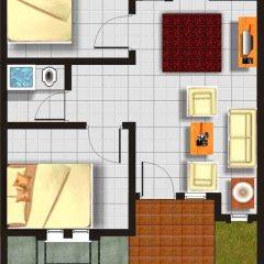 Ukuran Plafon Baja Ringan Type Rumah 38 / 72 Dan 27 | Griya Pesona Alam ...