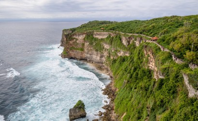 Uluwatu with Bali Griyasari Tours & Travel
