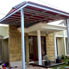 Kanopi Baja Ringan Yogyakarta Jasa Pembuatan Di Jogja Griya Las