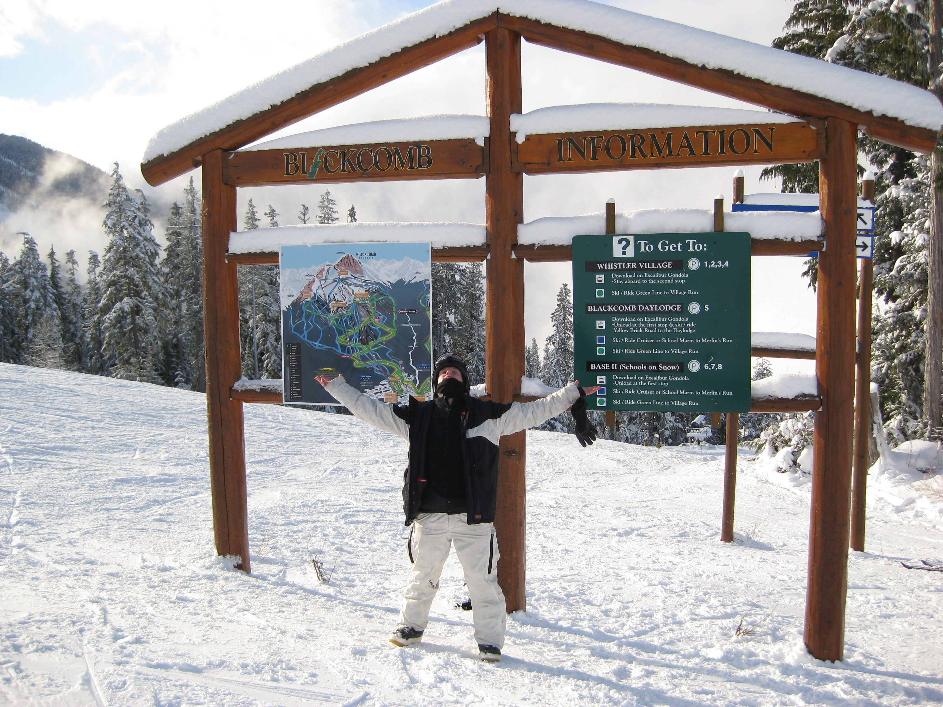 Welcome to Whistler Mountain