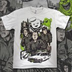 8 bit zombie sold out ghostbusters
