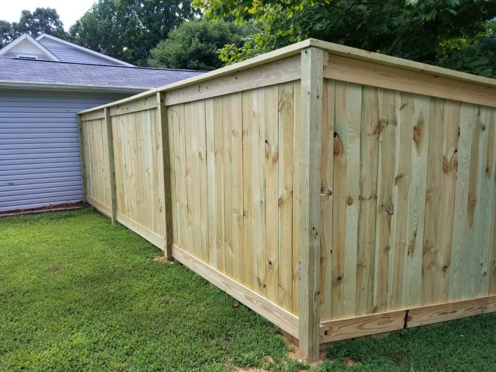 Deciding on the right type of fence – Grizzly Fence