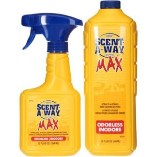 Scent-A-Way Max Odorless Odor Control 2 Ct Pack