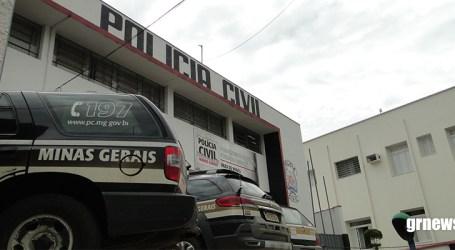 Mosaico: Polícia Civil fecha revenda de peças usadas em São Gonçalo e notifica duas em Pará de Minas