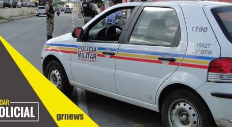 Dupla de moto assalta adolescente em Nova Serrana