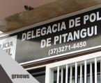 Homem é preso com armas, munições e colete balístico em Pitangui