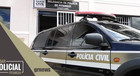 Garota de 15 anos é apreendida suspeita de tráfico em Pitangui