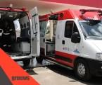 Quatro vão parar no hospital após incêndio em residência em Divinópolis