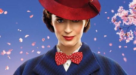 Cine News: O Retorno de Mary Poppins