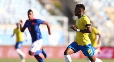 Brasil e Colômbia empatam pelo hexagonal final do Sul-Americano Sub-20