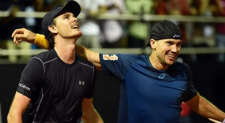 Soares e Murray estreiam com vitória no Australian Open