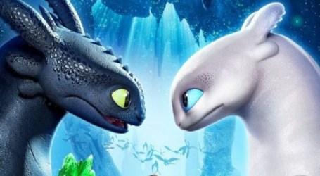 Cine News: Como Treinar o seu Dragão 3