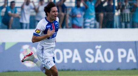 Cruzeiro vence o Marília e vai às oitavas de final da Copa São Paulo