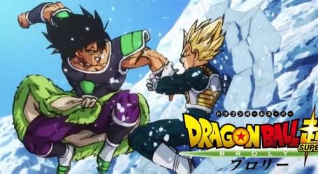 Cine News: Dragon Ball Super – Broly