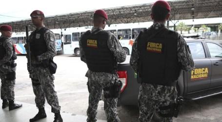 Ministério autoriza envio da Força Nacional para o Ceará
