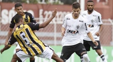 Galinho é eliminado da Copa São Paulo pelo Volta Redonda