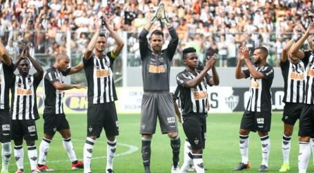 Galo goleia o Boa Esporte na estreia do Mineiro