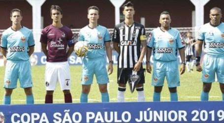 Galo enfrentará o Água Santa nesta segunda, pela 3ª fase da Copa SP