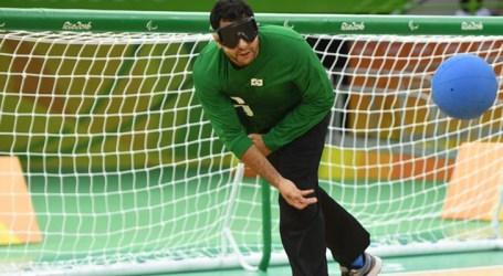 Paralimpíada: seleções brasileiras de goalball enfrenta atuais campeões na 1ª fase