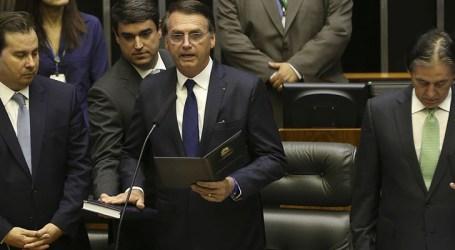 Discurso de Bolsonaro na posse foi de esperança, avaliam apoiadores