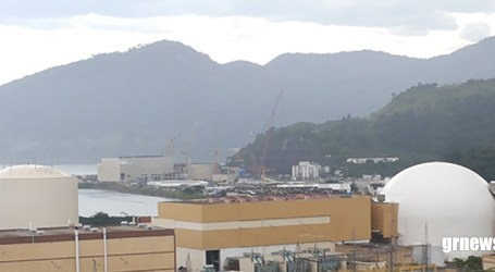 Angra do Reis recebe módulos para armazenar combustível nuclear usado