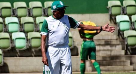 Coelho faz treino único no Lanna Drumond e viaja para jogo em Patrocínio