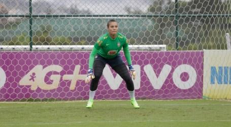 Suíço-brasileira, Natasha comemora primeira vez na Seleção Feminina