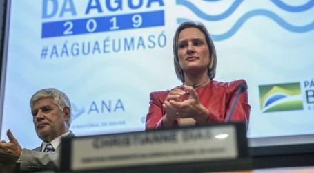 ANA anuncia que Plano de Segurança Hídrica será finalizado em abril