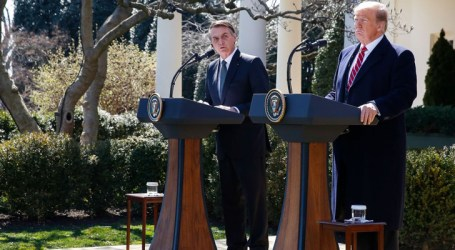 Brasil será principal aliado dos Estados Unidos fora da Otan, diz Trump