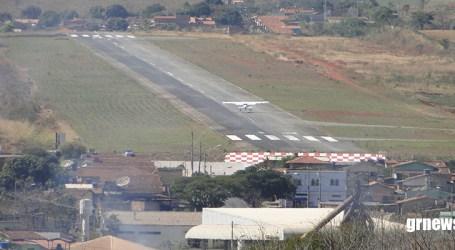 Empresa receberá R$ 1.229.239,36 para construir pista de taxiamento no aeroporto de Pará de Minas