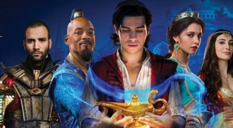 Cine News: Aladdin