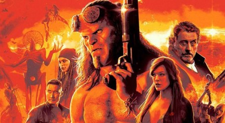 Cine News: Hellboy