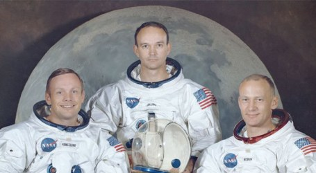 Brasil celebra chegada do homem à Lua