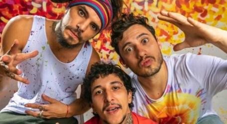 """Banda Big Up promove clipe de """"Menina"""". Assista"""