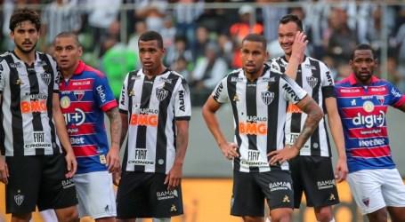 Fortaleza reage e arranca empate com o Atlético-MG no Independência