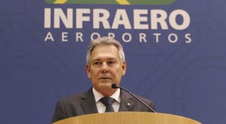 Missão é reestruturar empresa, diz presidente da Infraero
