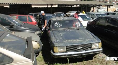 Polícia Civil realizará mais um leilão de veículos em Pará de Minas