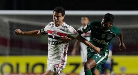 Com gols de Pablo e Dudu, São Paulo e Palmeiras empatam